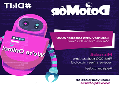 DkIT To Host Virtual DojoMór Coding Event For Young People