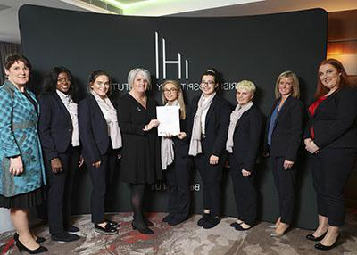 DkIT Students Clinch 3rd Place at the 34th IHI National Hospitality Business Management Game